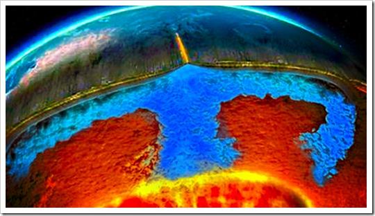 A Vast Ocean Lies Deep within Your  Dense Earth 2