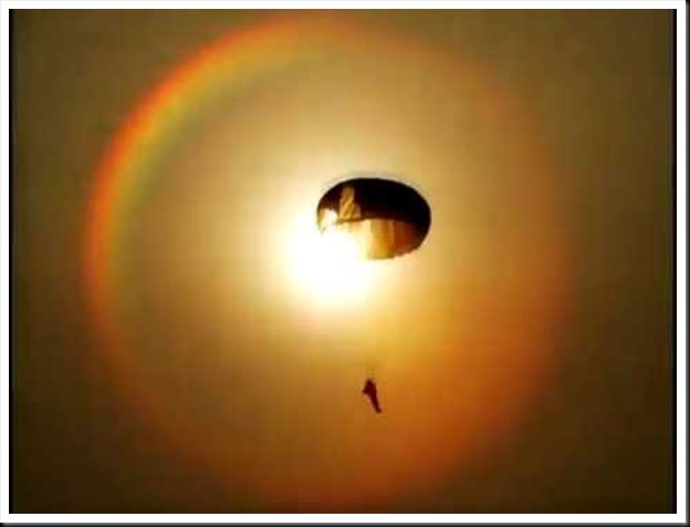 Is Silence Your Golden Parachute... Or the Parachute that Did Not Open...1