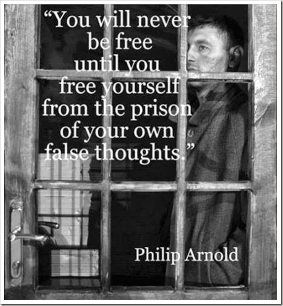 Do You Live in a 4x8 Foot Prison Cell for Your Mind… 3