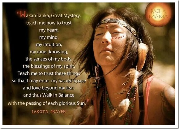 The Seven Adjutant Mind Spirits - Intuition 1